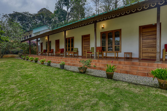 best homestays in thekaddy